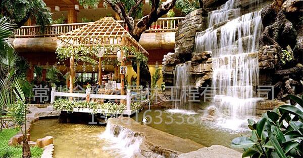 生态餐厅 酒店 公园