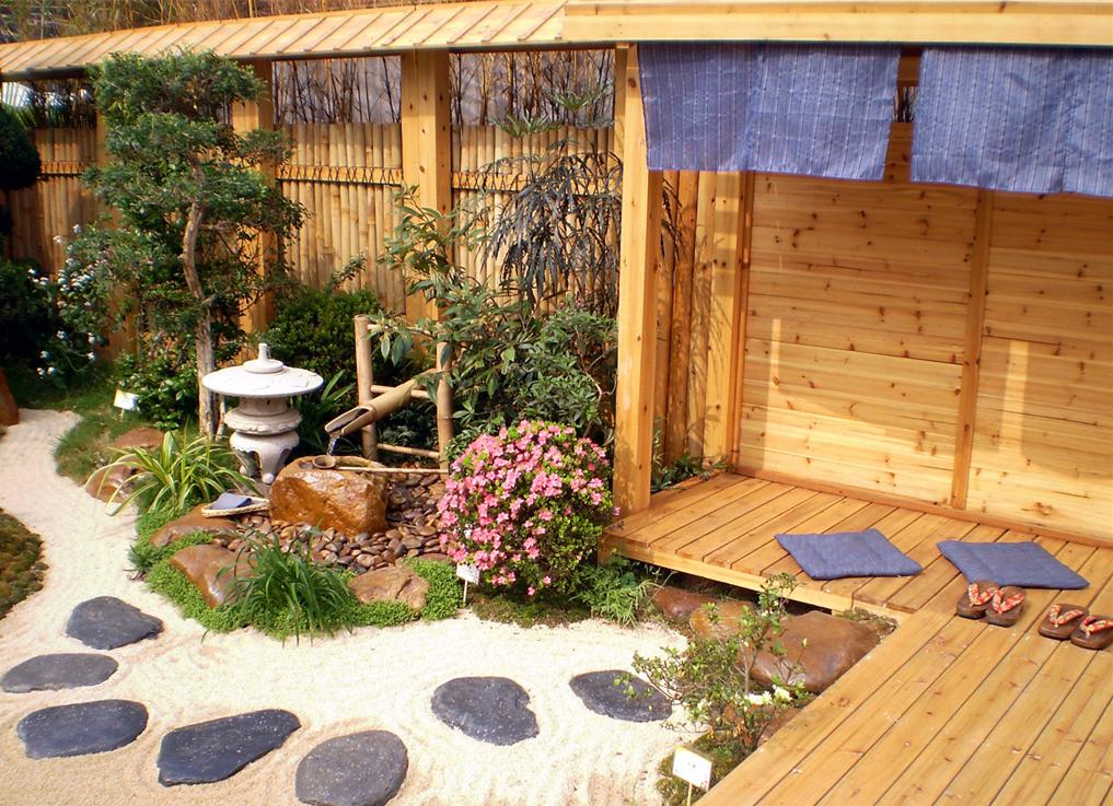 日式庭院1