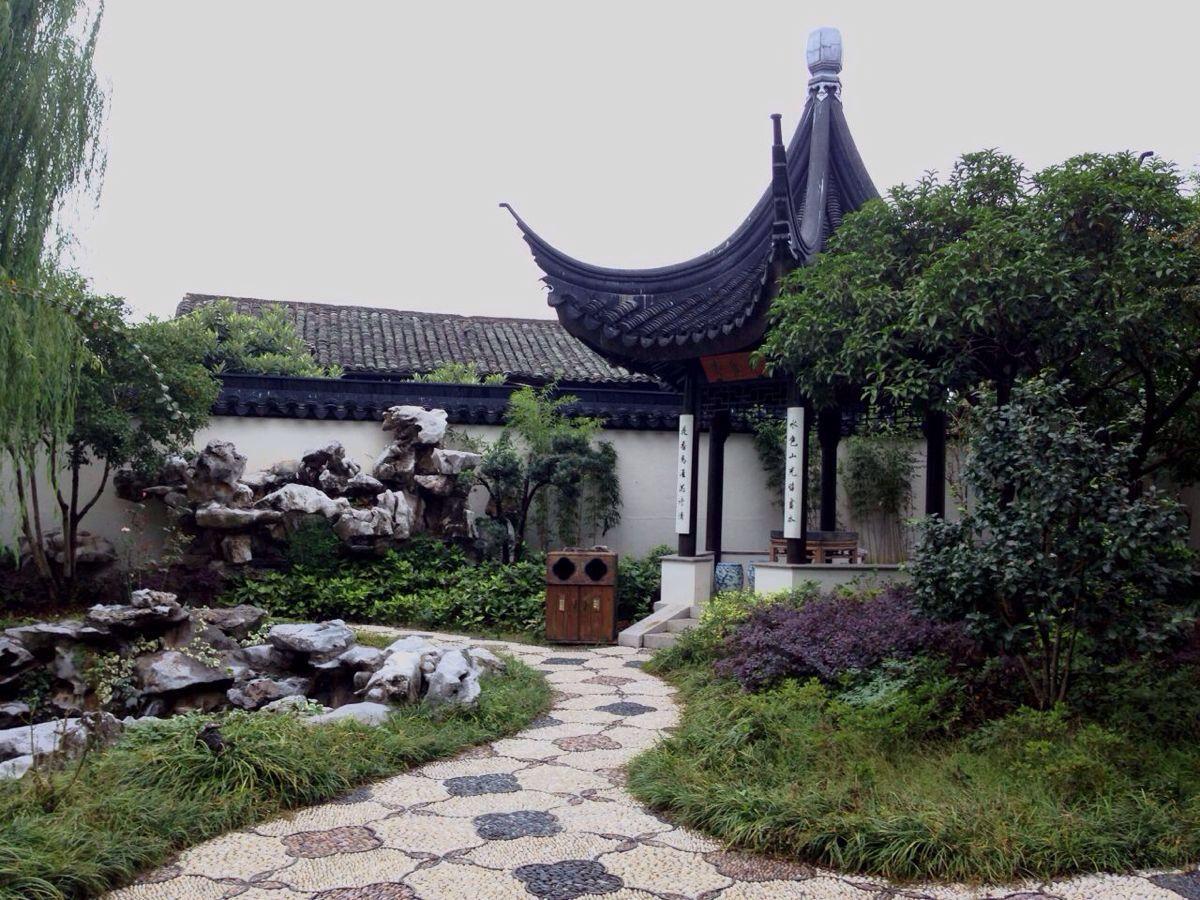 中式庭院7