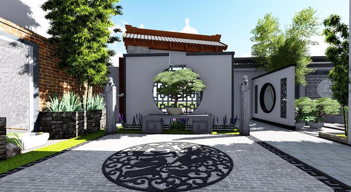 中式庭院3