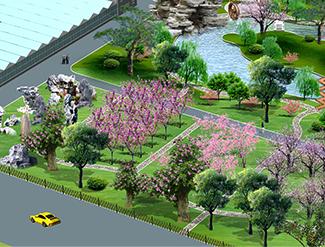 园林景观绿化