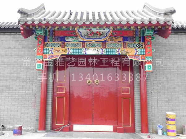 门楼 (8)