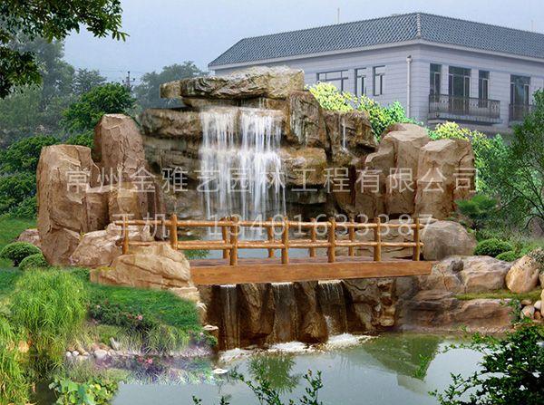 塑石假山 (13)