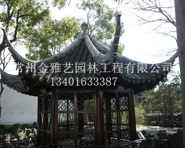 苏式古建亭